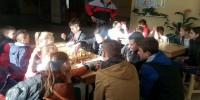 Шахматно - шашечный турнир