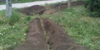 Замена водопроводной сети